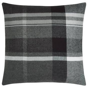 "Alek Plaid Decorative Pillow 19"" X 19"""