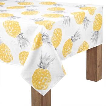 """Nappe à motif d'ananas 60"""" X 84"""""""