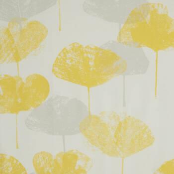 Juniper Blue Floral Curtain | Bouclair.com