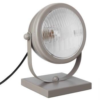 Lampe de table style projecteur
