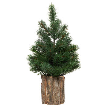 Decorative Tree in Wooden Pot