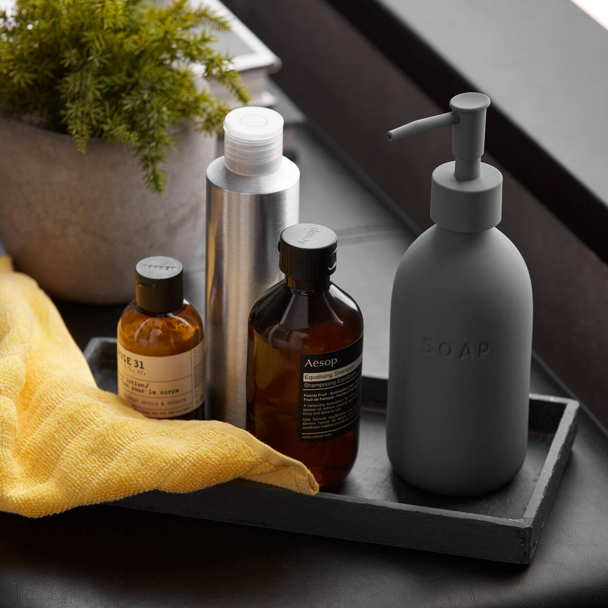 Ceramic Soap Dispenser