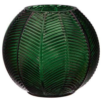 Green Leaf Plant Pot