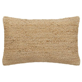"Evie Decorative Lumbar Pillow 14"" x 22"""