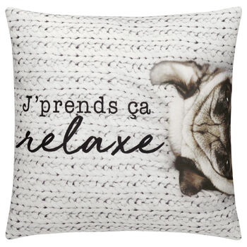 """Relaxe Decorative Pillow Cover 18"""" X 18"""""""