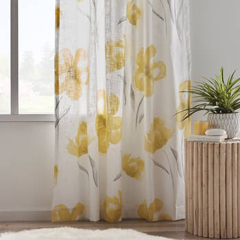 Ayanna Sheer Curtain