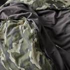 Housse de couette camouflage Derrick