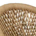 Rattan Accent Chair for Toddlers