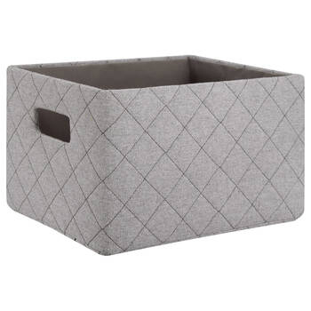 Large Quilted Basket