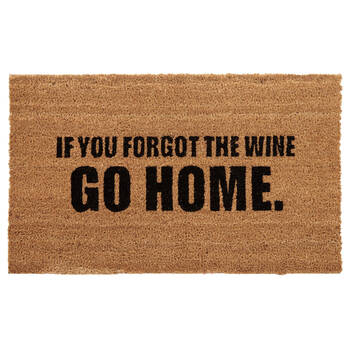 Go Home Doormat