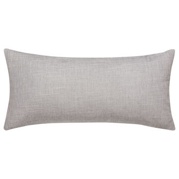 "Nuvolé Decorative Lumbar Pillow 11"" X 22"""