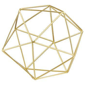 Balle décorative géométrique