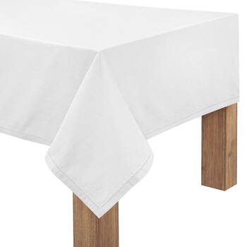"""Cut-Out Detail Tablecloth 60"""" X 80"""""""
