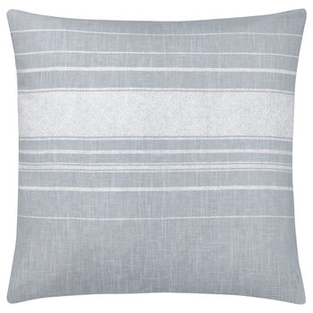 "Aurelie Striped Decorative Pillow 22"" X 22"""