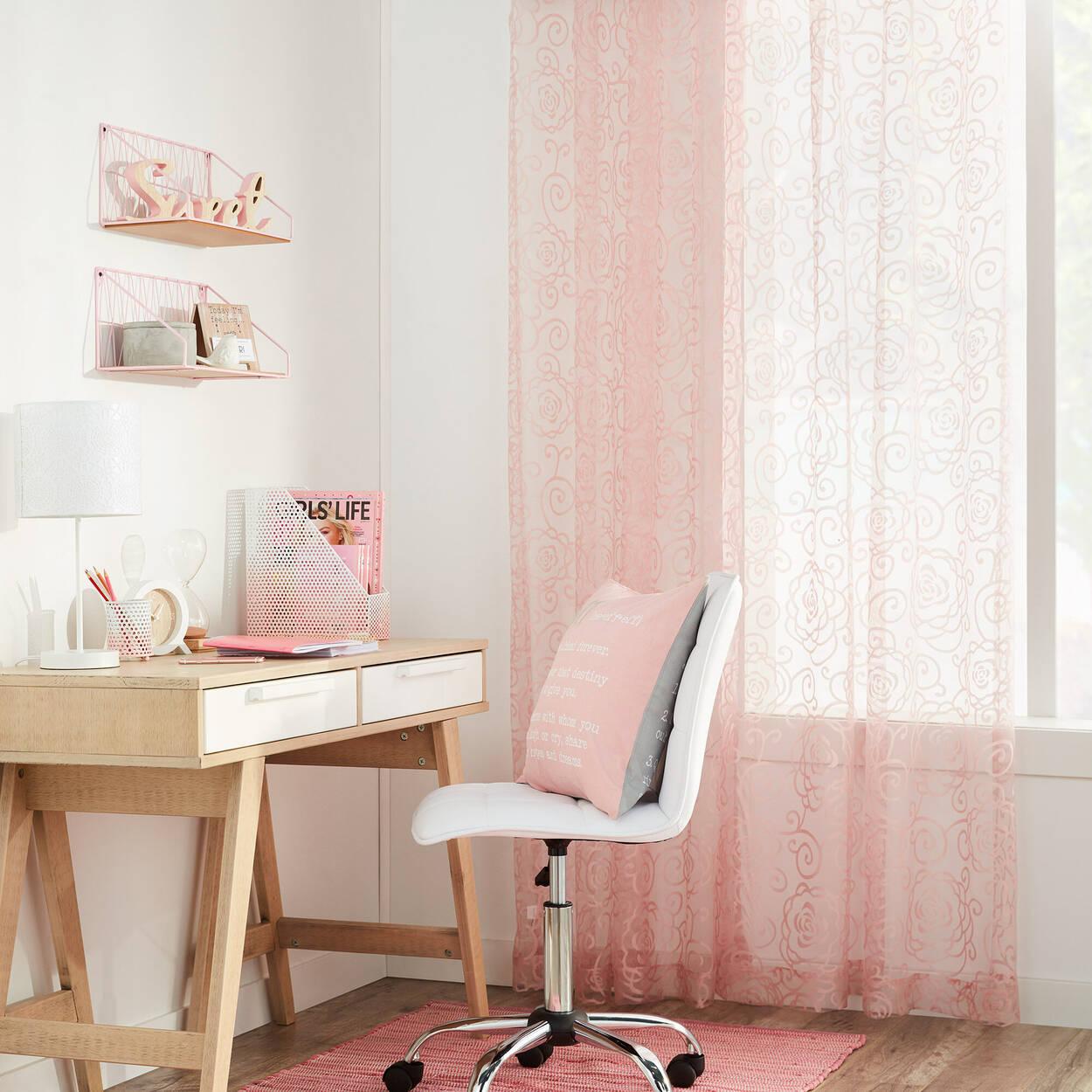 Blossom Sheer Curtain