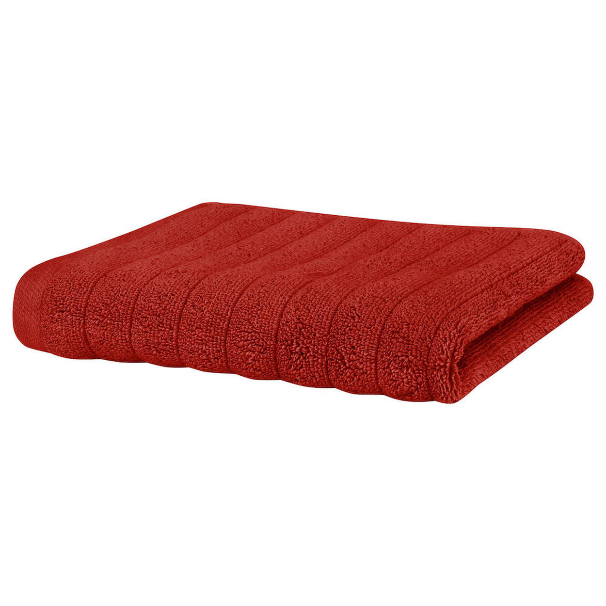 Ribbed Hand Towel