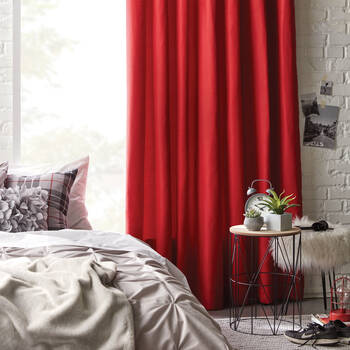 Bunga Square Grommet Curtain