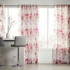 Gardenia Sheer Curtain