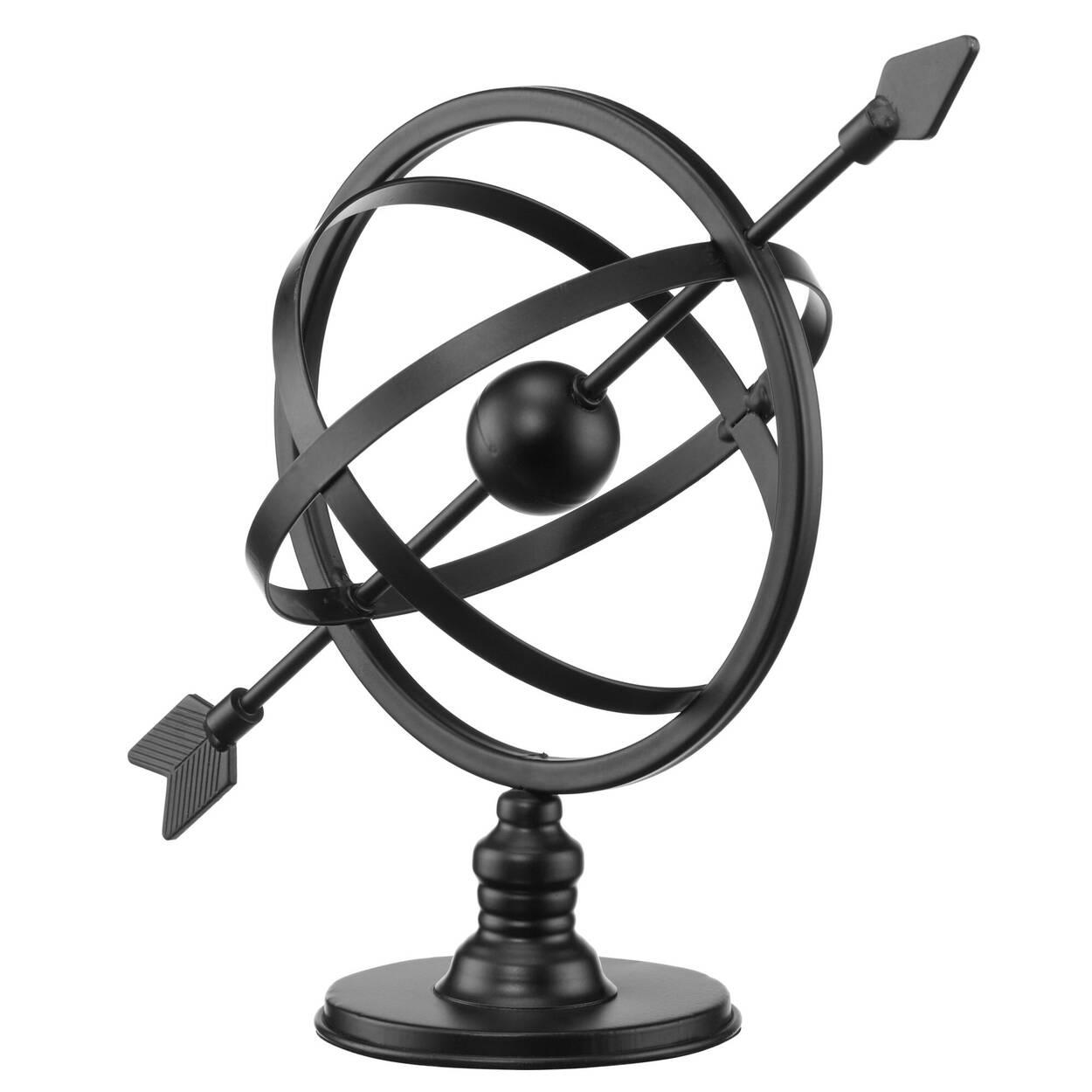 Planétaire décoratif en métal