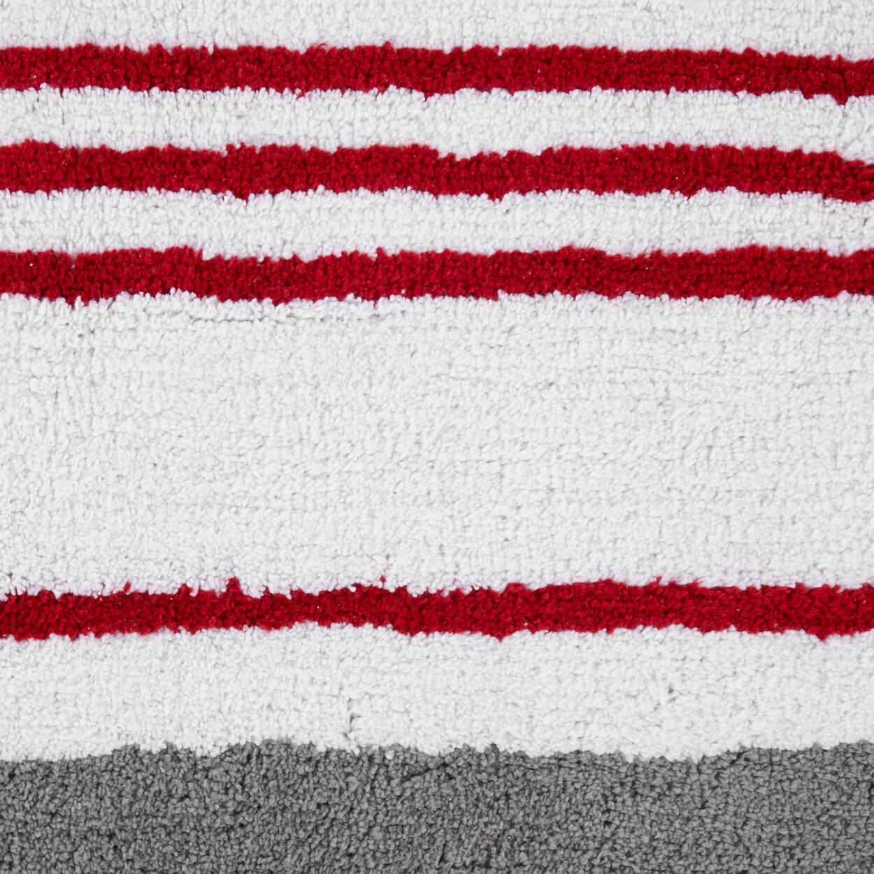 Striped Bath Mat
