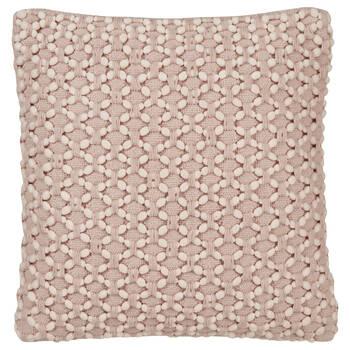 "Lyana Macramé Decorative Pillow 18"" x 18"""
