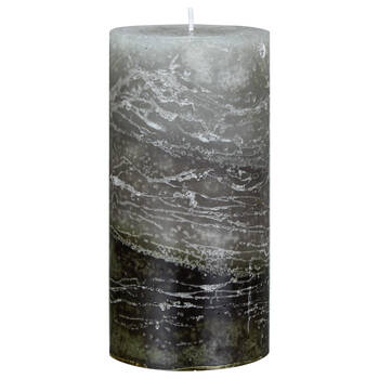 Chandelle pilier parfumée