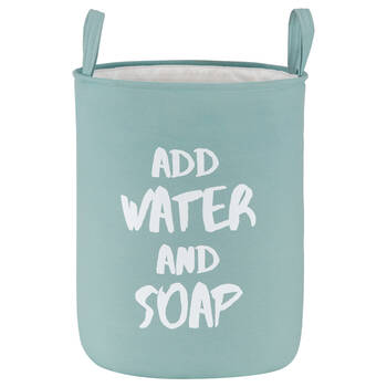 Water & Soap Hamper
