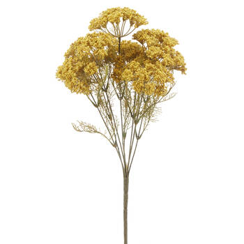 Artificial Yellow Anise Bouquet