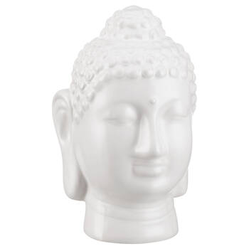 Ceramic Buddha Head Statue