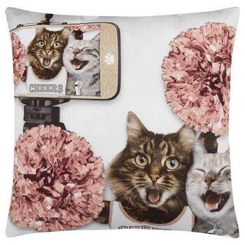 "Arie Decorative Pillow 18"" X 18"""