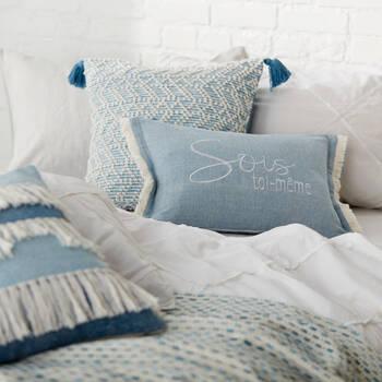 "Bazila Decorative Pillow 18"" x 18"""