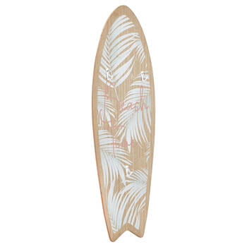 Pastel Surfboard with Hooks