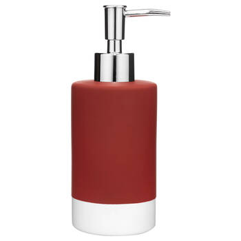Rubber-Coated Soap Dispenser
