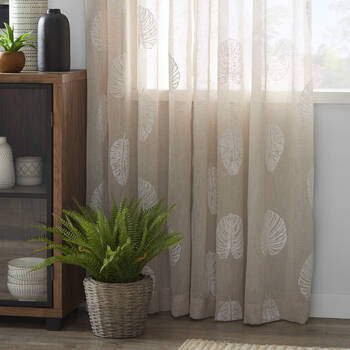Rennes Sheer Curtain