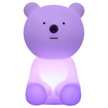 Ours à lumière DEL avec couleurs alternantes