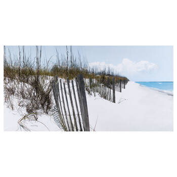 Cape Beach Printed Canvas