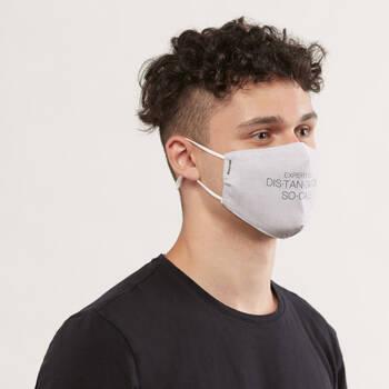 Reusable + Adjustable Face Mask