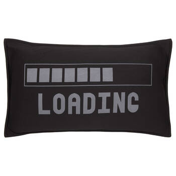 "Loading Decorative Lumbar Pillow 12"" X 22"""