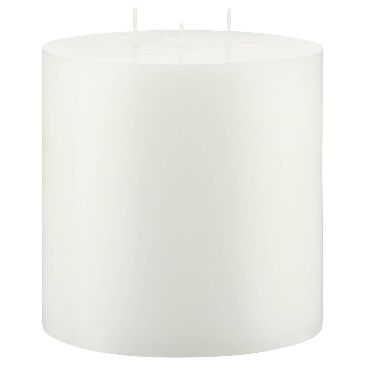 White 3-Wick Candle