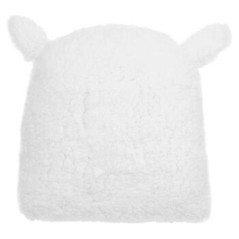 "Eloi Sheep Decorative Pillow 12"" X 11"""