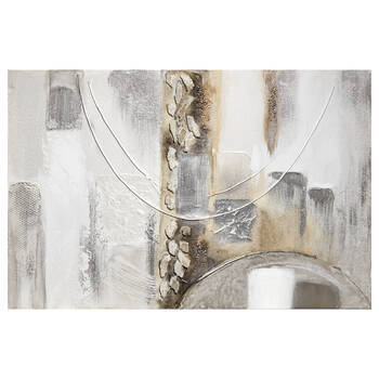 Abstract Oil Painting Canvas