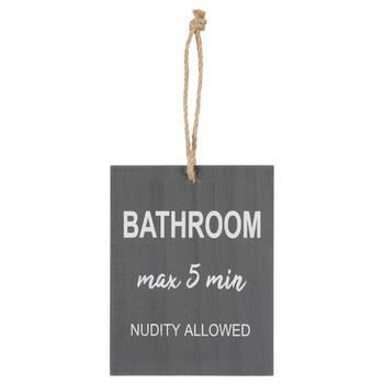 Accroche-porte pour salle de bain