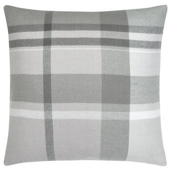"Alek Plaid Decorative Pillow 19"" X 19"""