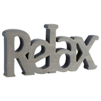 Mot décoratif Relax