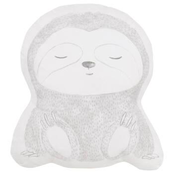 "Hayden Sloth Decorative Pillow 12"" x 11"""