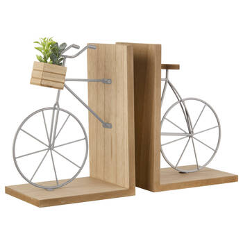 Bike Bookend