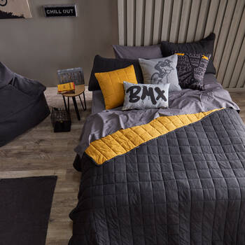 Ryan Collection - 3-Piece Quilted Coverlet Set