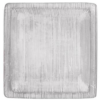 Decorative Scratched Cement Plate