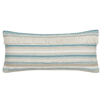 "Clarice Decorative Lumbar Pillow 11"" x 24"""