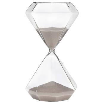 Decorative Geometric Hourglass